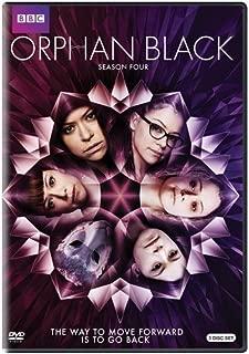 Orphan Black: S4 (DVD)