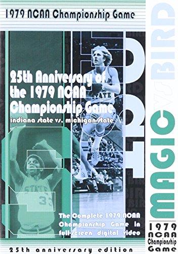 Magic vs Bird: The 1979 NCAA Championship Game