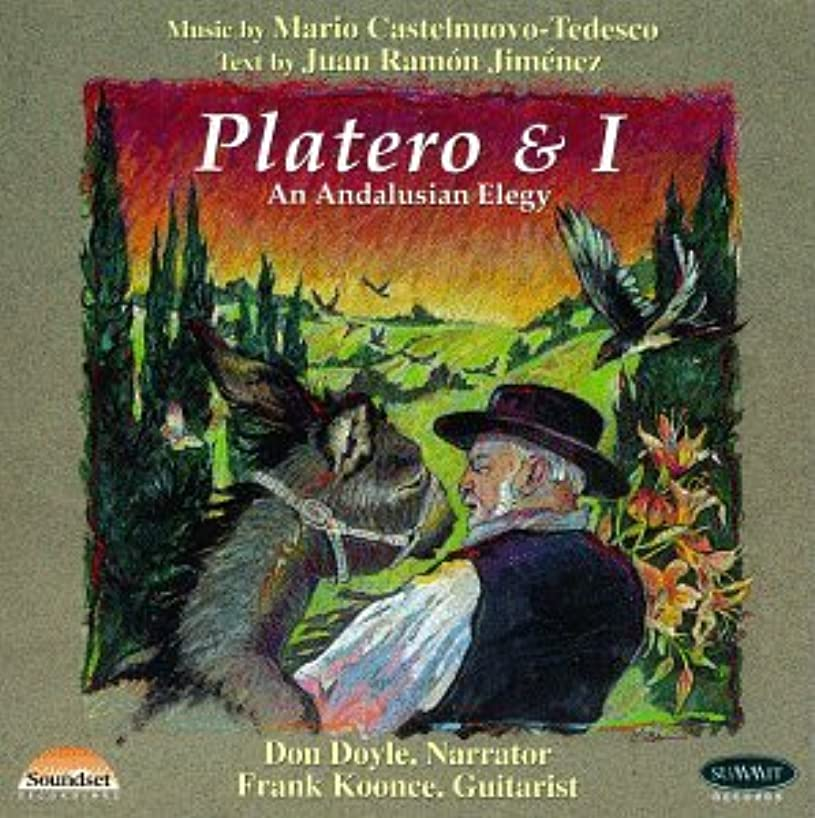 Platero & I, Op. 190:  An Andalusian Elegy