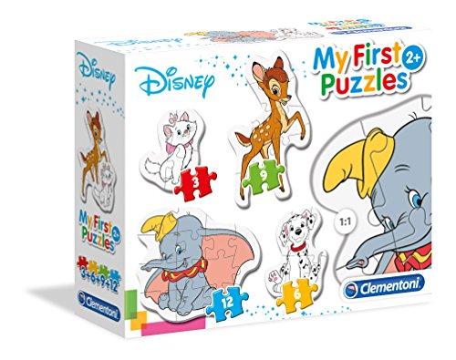 20806Disney Classic Puzzle, 30Piezas , color/modelo surtido