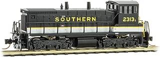 Micro-Trains MTL N-Scale EMD SW1500 Locomotive Southern Railway/Black #2313L
