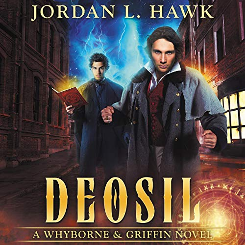 Deosil audiobook cover art
