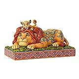 Disney Traditions, Figura de Simba y Mufasa de 'El Rey León', para coleccionar,...