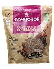 Favrichon Crunchy Muesli Duo De Chocolates 500 G 500 G - 400 g