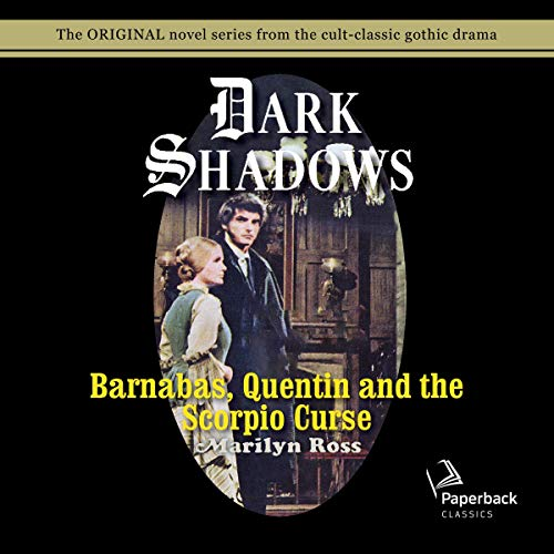 Barnabas, Quentin and the Scorpio Curse Titelbild