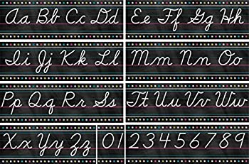 Best cursive alphabet Reviews