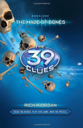 the 39 clues complete - 6