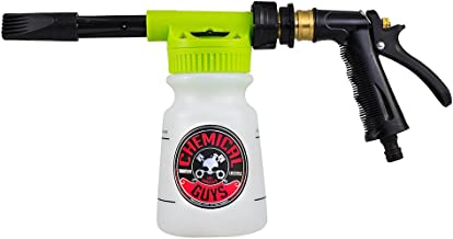 Chemical Guys ACC_326 – Torq Foam Blaster 6 Foam Wash Gun – The Ultimate Car Wash Foamer that Connects to Any Garden Hose