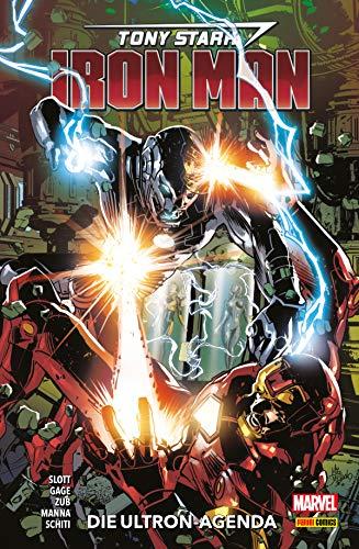 Tony Stark: Iron Man, Band 4 - Die Ultron-Agenda: Bd. 4: Die Ultron-Agenda