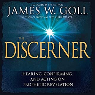 The Discerner audiobook cover art