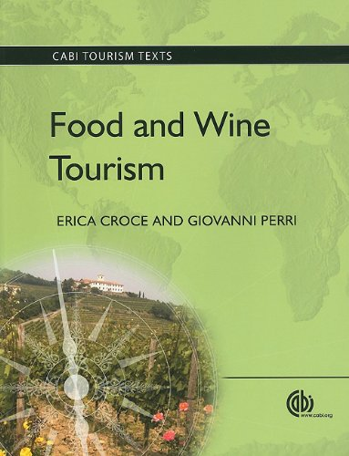 Food and Wine Tourism: Integrating Food, Travel and Territory [Lingua Inglese]