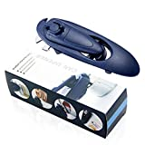 TINEMET Multifunction Manual Kitchen Aid Can Opener 8-In-1 Bottle Jar Openers Kitchen Tool (Blue)