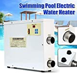 Electric Water Heater Thermostat 220Volt, 11KW, High-Power Swimming Pool Thermostat, SPA Bath Pool Heater Pump