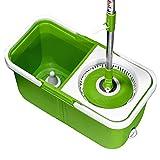 Big Boss Instamop, The Spinning Action Mop, Green