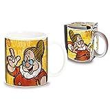 Tazza DOTTO Sette Nani Disney in Ceramica Mug in Confezione Regalo - D00982MC