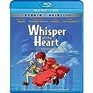 Whisper of the Heart(Bluray/DVD Combo) [Blu-ray] (Sous-titres français)