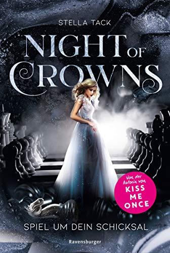 Cover zum Buch Night of Crowns