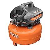 ridgid 6 gal. portable electric pancake air compressor reviews