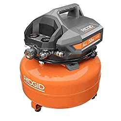 Ridgid 6 Gallon Air compressor