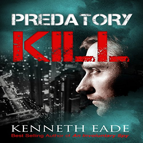 Predatory Kill audiobook cover art