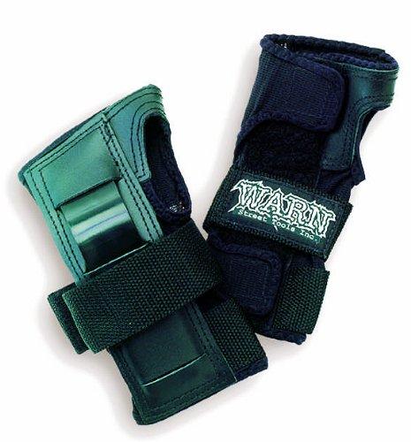 Wristguard - Klassischer Handgelenkschutz mit Mesh-Material und 3-Strap Verschluss (L)