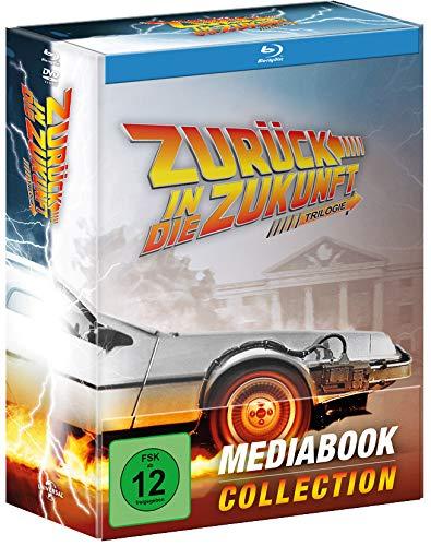 Zurück in die Zukunft - Trilogie limitiertes Mediabook [Blu-ray]