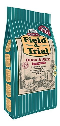 Skinners Hundefutter Field & Trial Duck & Rice, 2,5 kg