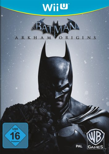 Batman: Arkham Origins - [Nintendo Wii U]