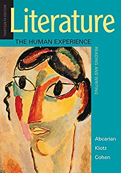 Best literature the human experience Reviews
