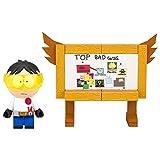 McFarlane Toys South Park Top Bad Guys Board Micro Construction Set