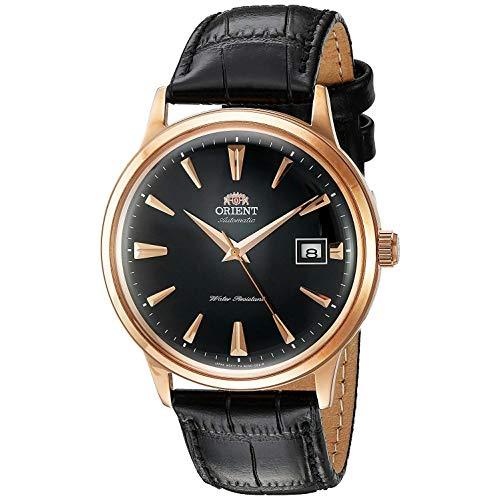 Orient FAC00001B0 - Reloj de Pulsera para Hombre, Negro