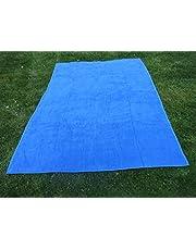 Algodonea Toalla Manta Azul 150x200cm, 100% algodón, 460gr/m2, Fabricada en CEE.