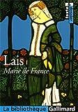 Lais - Gallimard Éducation - 09/12/2004