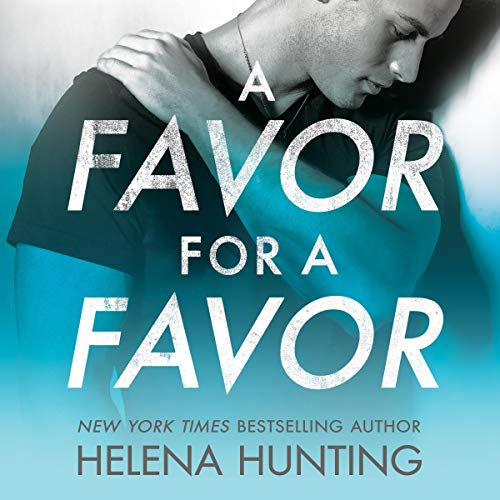 A Favor for a Favor audiobook cover art