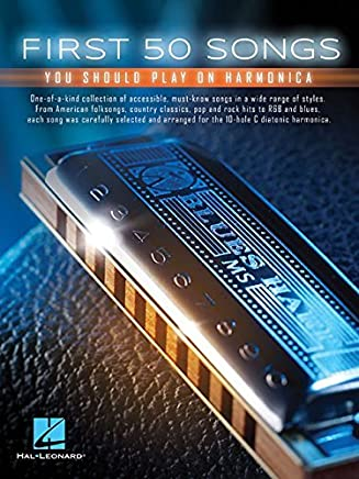 First 50 Songs You Should Play on Harmonica by Hal Leonard Corp.(2016-01-01)