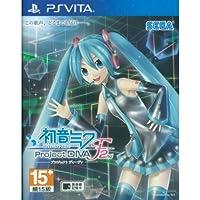 Hatsune Miku -Project DIVA-F 2nd [Region Free] [Asia Pacific Edition] [PlayStation Vita] (輸入版)