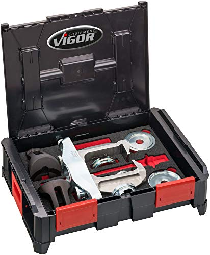 Vigor Universal Satz zur Kompakt-Radlager Demontage und Montage V4680 ∙ Anzahl Werkzeuge: 15