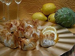 Sponsored Ad - Artichoke Parmesan Beggar's Purse - Frozen Vegan & Vegetarian Appetizer (50 Piece Tray)
