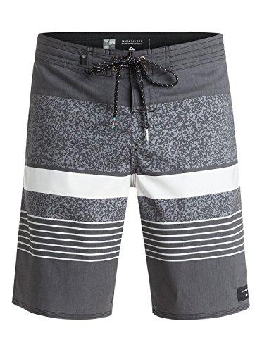 Quiksilver Men's Swell Vision Beachshort 20 Inch Boardshort, Black, 40