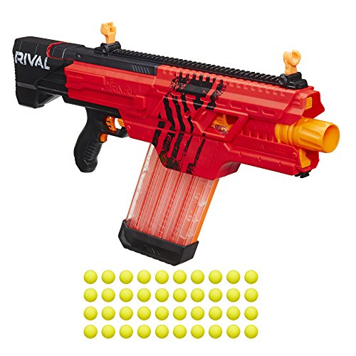 NERF Rival Khaos MXVI 4000 Toy, Red