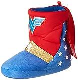 Cerdá Zapatillas De Casa Bota DC Superhero Girls, Niñas, Rojo (Rojo C06), 29/30 EU