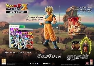Dragon Ball Z: Battle of Z - GOKU Edition [PlayStation 3 Bonus Statue) NEW