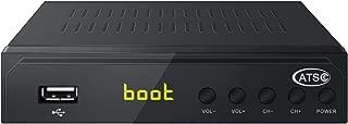 Digital Converter Box for ATSC TV with Recording, USB Multimedia Playback HDTV Set Top Box