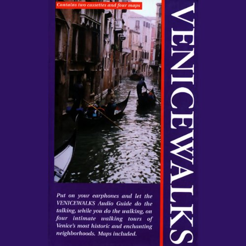 Venicewalks audiobook cover art