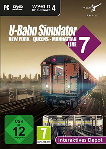 U-Bahn Simulator Vol. 4 - New York