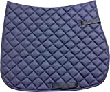 S-Products Equestrian Horse Riding Full Saddlecloth NUMNAH Pad Various Colours & Sizes Fre...