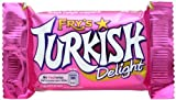 Fry's Turkish Delight British Chocolate Bar x 12 - PACK OF 3