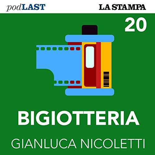 『Le carte povere e la tv pop (Bigiotteria 20)』のカバーアート