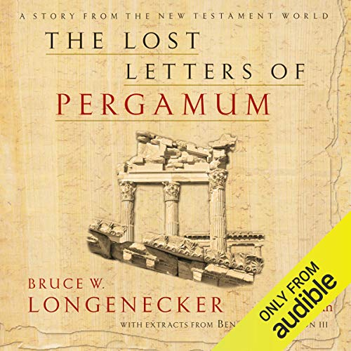 The Lost Letters of Pergamum cover art
