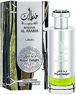 Lattafa Khaltat Alarabia Royal Delight for Men , 100 ml , Eau de Parfum